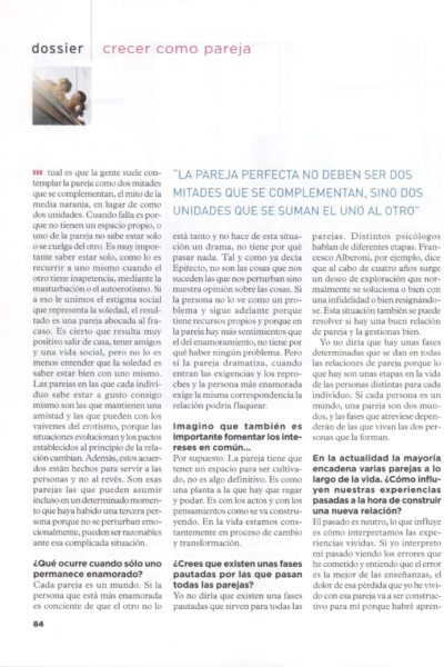 Revista Psychologies - Montse Calvo - Julio 09 - 3