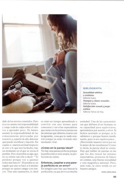 Revista Psychologies - Montse Calvo - Julio 09 - 4